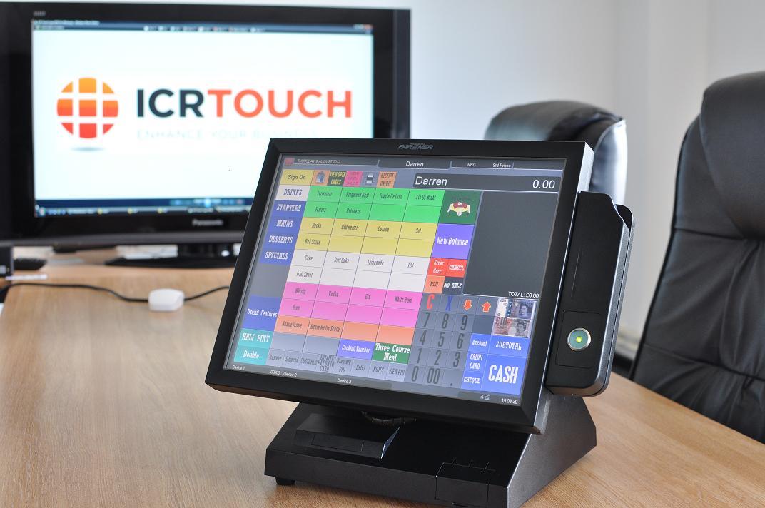 Partner PT-5910 Epos touchscreen till