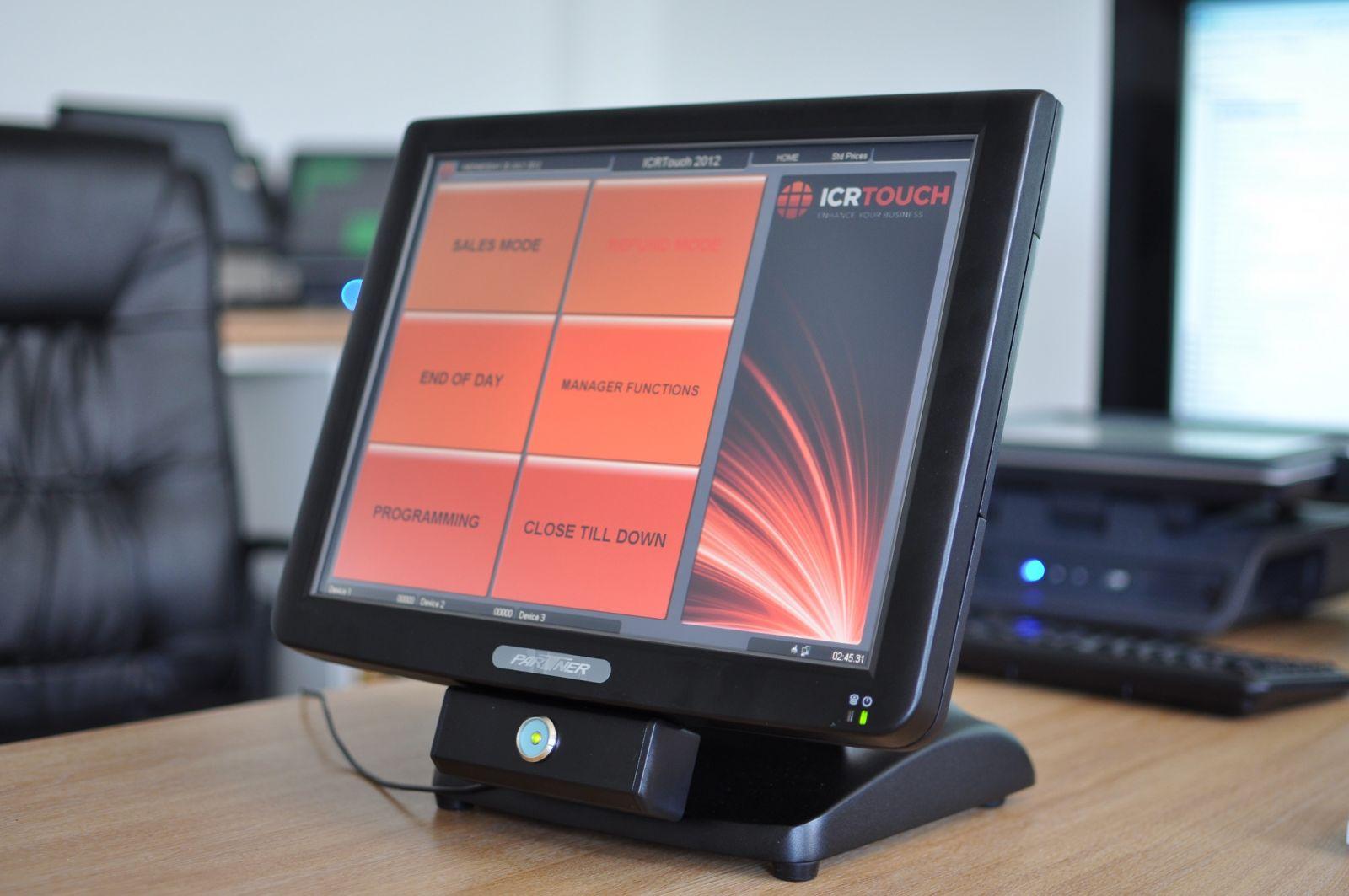 Partner SP800 EPoS Touchscreen Till