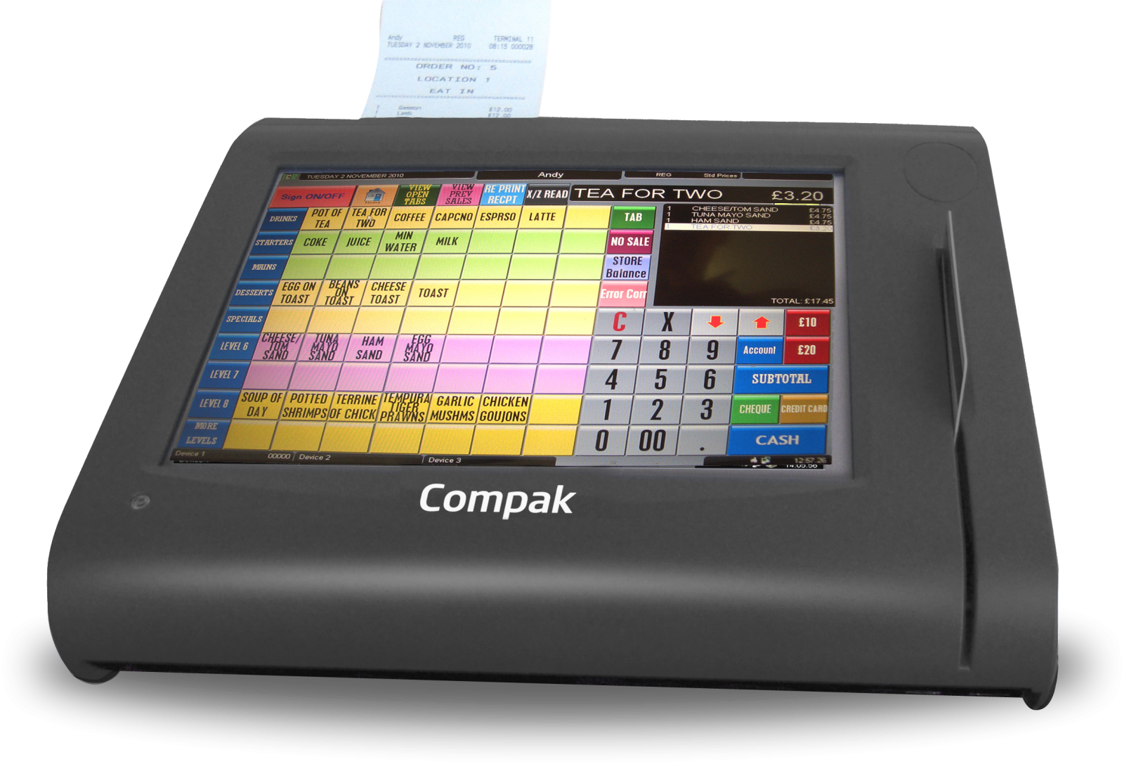 ICRTouch Compak