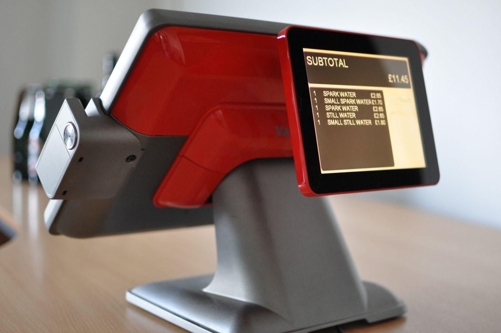 Poindus VariPos 715 - featuring the VGA Customer Display