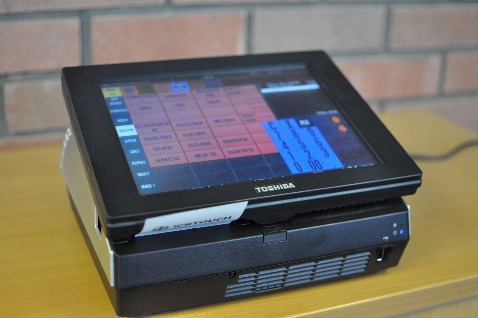 Toshiba TEC ST-C10