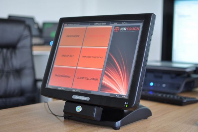 Partner SP800 EPoS Touchscreen Till