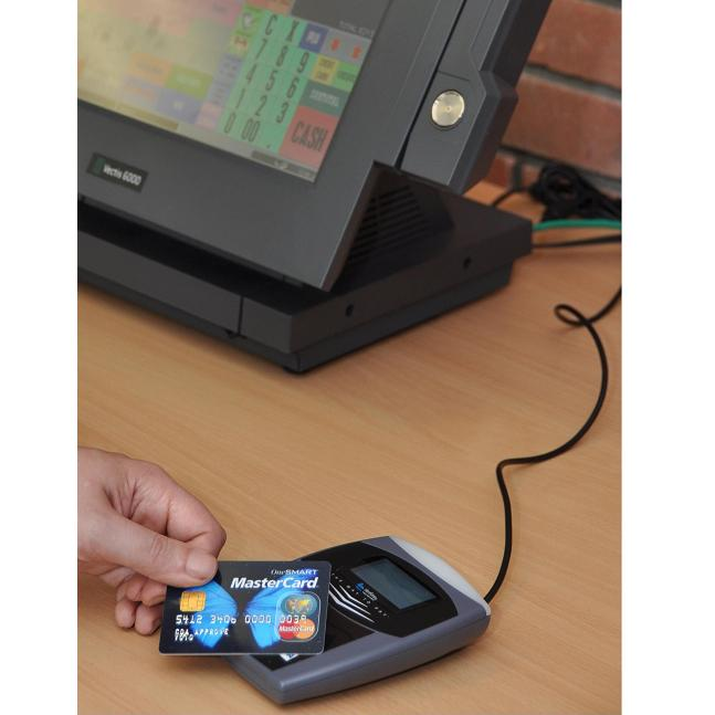 Contactless Credit Card EFT Payments