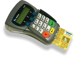 Verifone SC5000 Chip & Pin Terminal