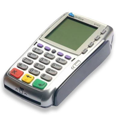 Verifone vx810 Chip and Pin Pad