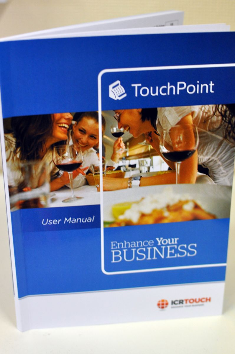 ICRTouch TouchPoint User Manual