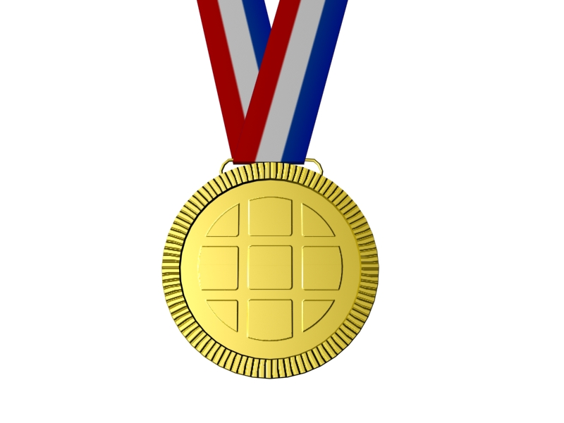ICRTouch Gold Medal
