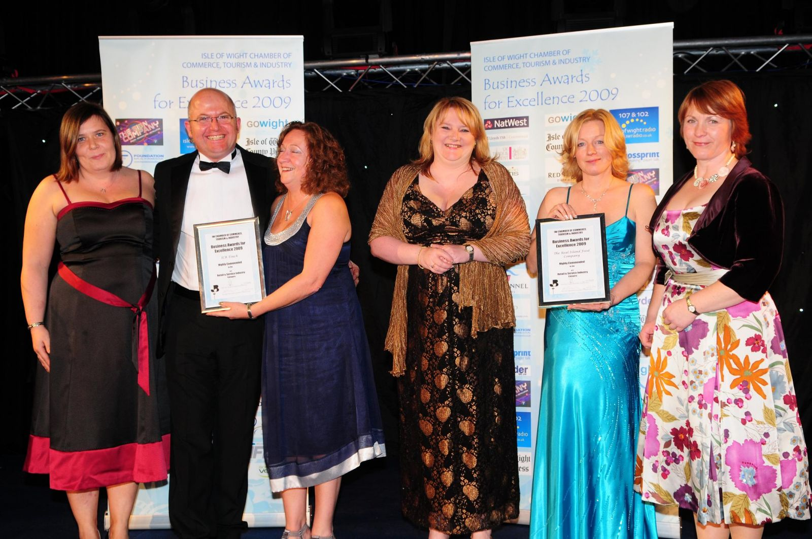 ICRTouch Business Awards