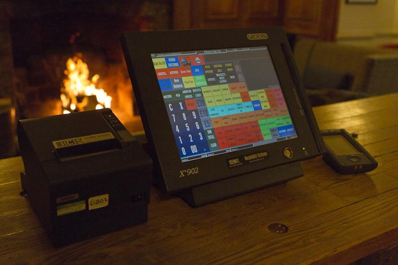 XN Corp XN900 touch screen till and EPoS printer