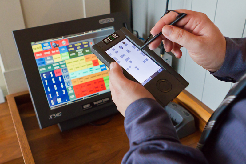 PocketTouch and TouchPoint - EPoS for Restaurants