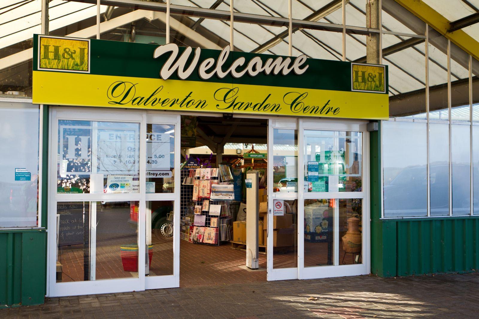 Dalvertons Garden Centre