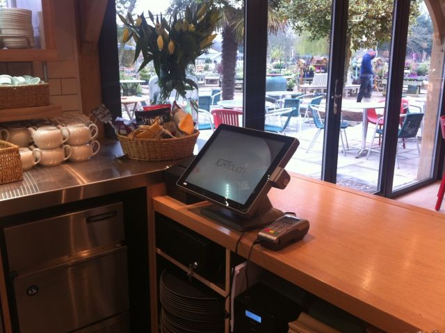 Poindus VariPOS 715 Epos Terminal, supplied by Tills4Change