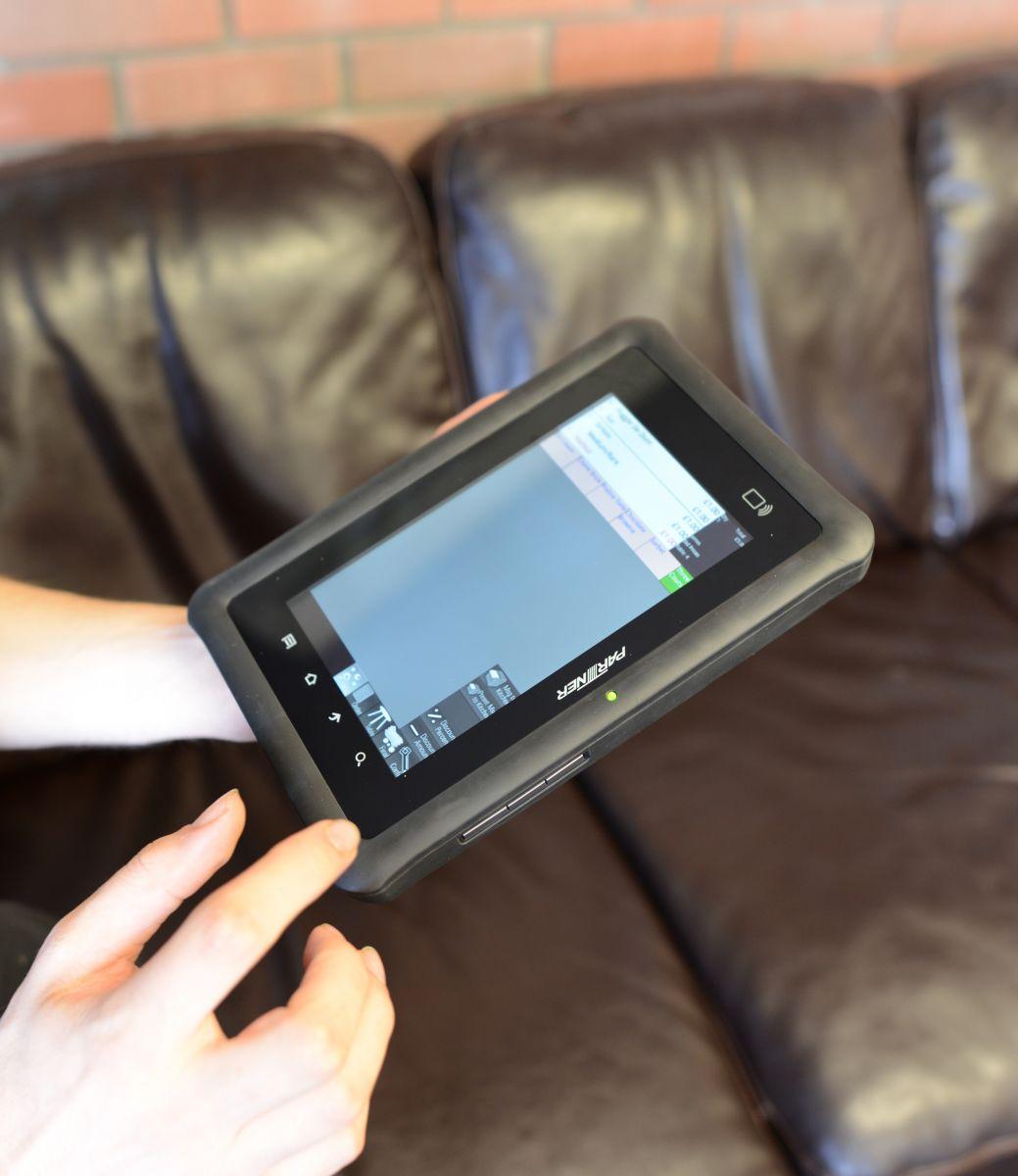 Partner EM70 tablet