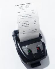 Seiko MP-B20 Bluetooth belt printer