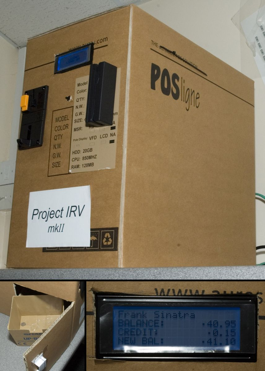 2005 Prototype TouchTopUp
